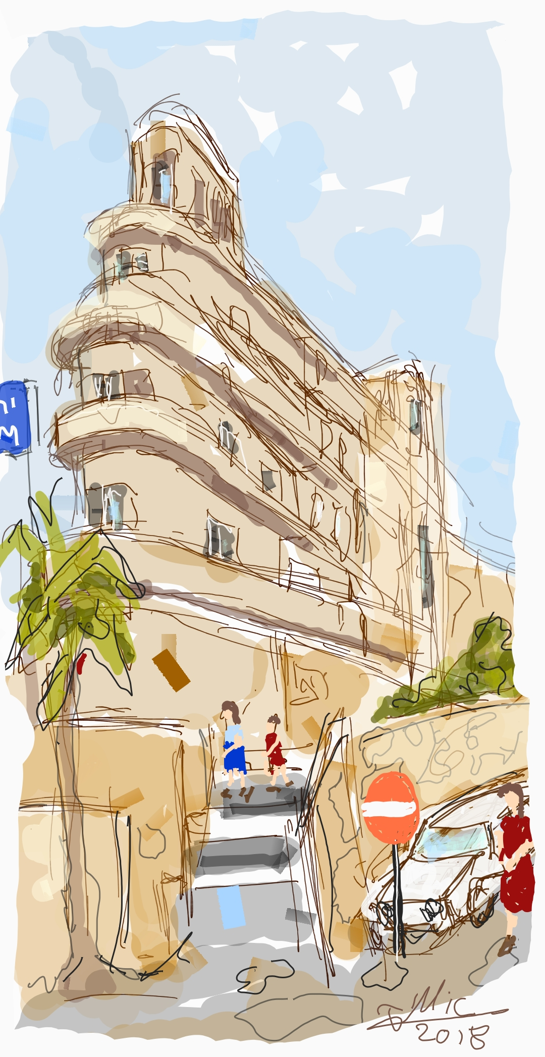 100 Bauhaus Architectural style Centenary in Tel Aviv